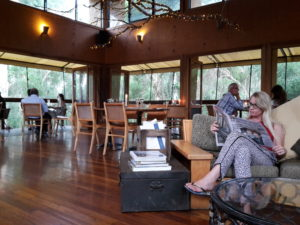 Gunyah Restaurant, Paperbark Camp, Australia